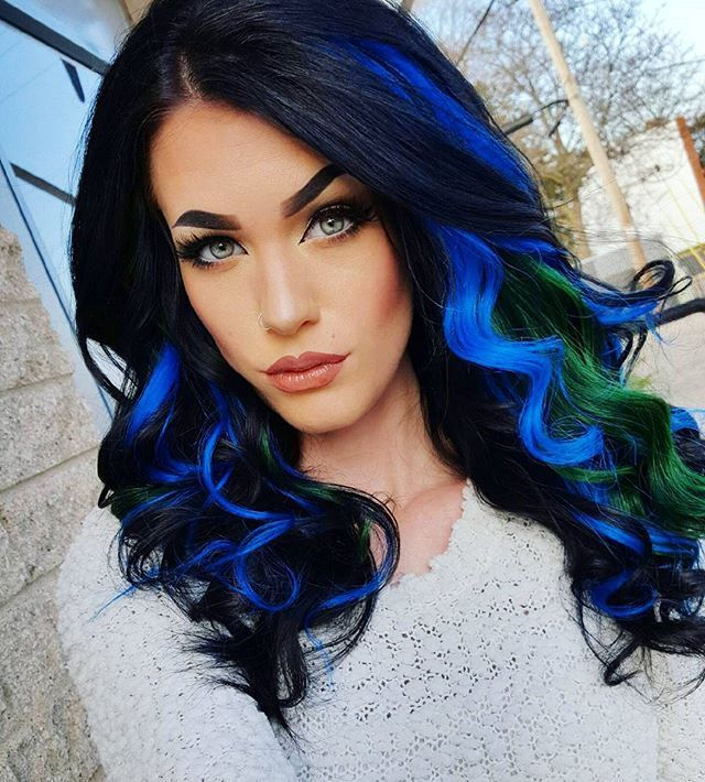 love two colors arcticfoxhaircolor