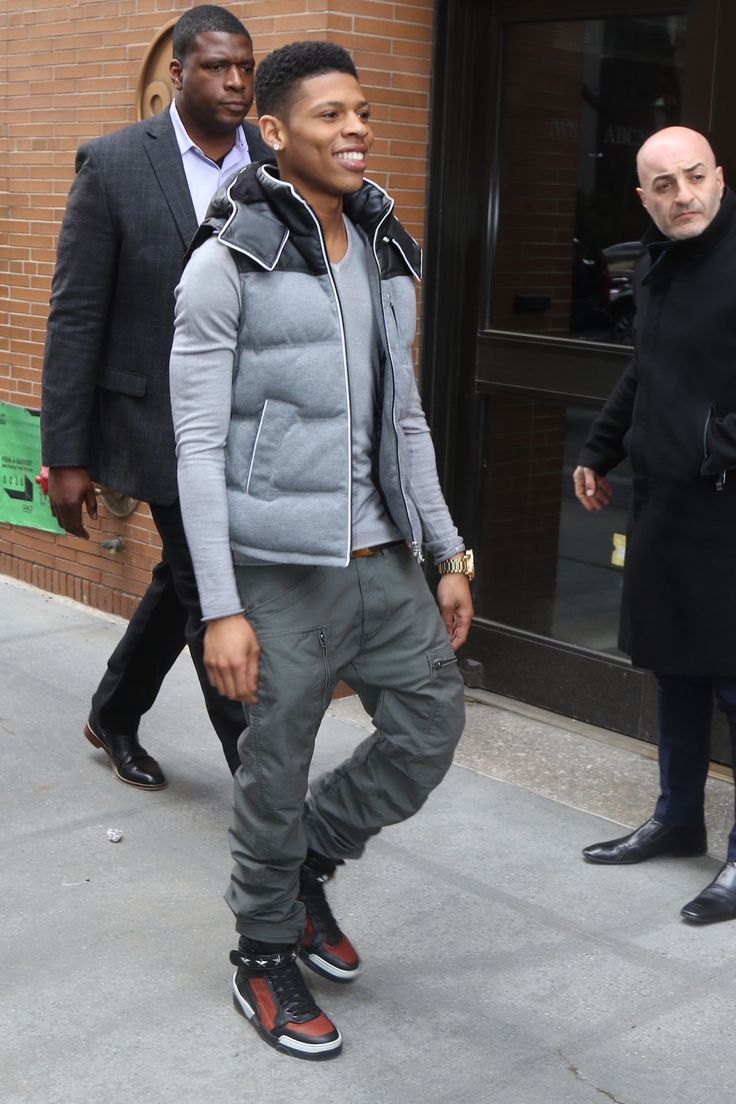 Bryshere Y. Gray leaving ABC Studios after being on The View