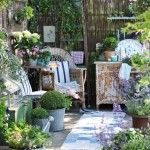 Top 14 Shabby Chic Garden Decors – Start A Backyard With Easy Design Project