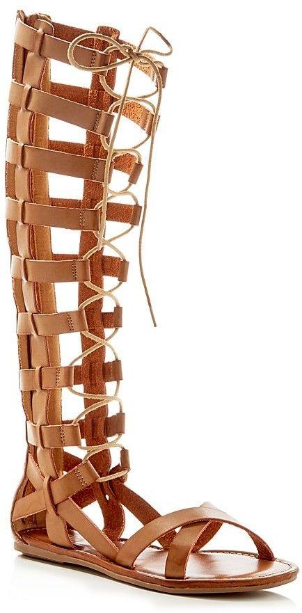 MIA Devi Tall Gladiator Sandals