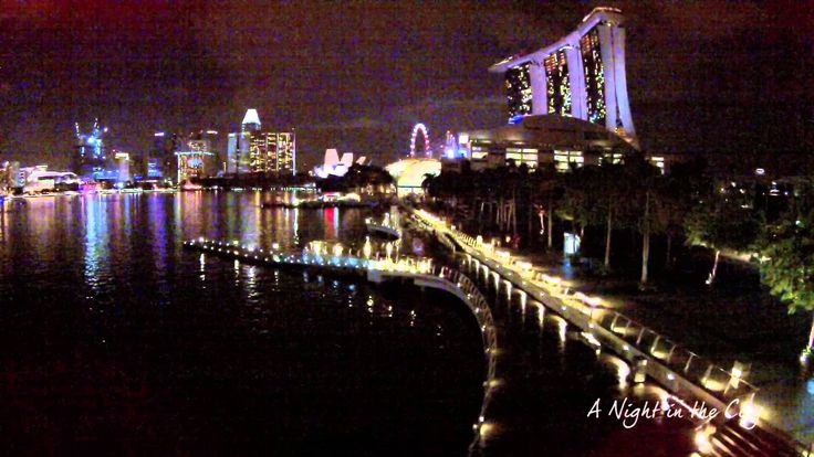 The best remedy for those who are afraid, lonely or unhappy is to go outside, somewhere they can be quiet, alone with the heavens, nature and God. So feel your soul in the beautiful night in Singapore . See this mesmorising video of Night in Singapore.
