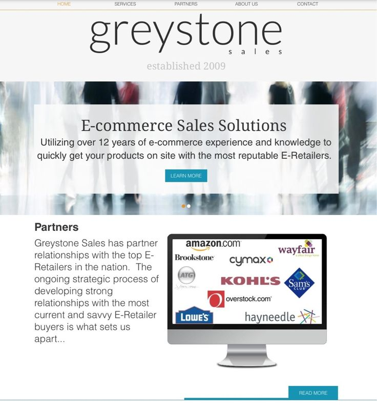 Love the Logo of my new Client Greystone...