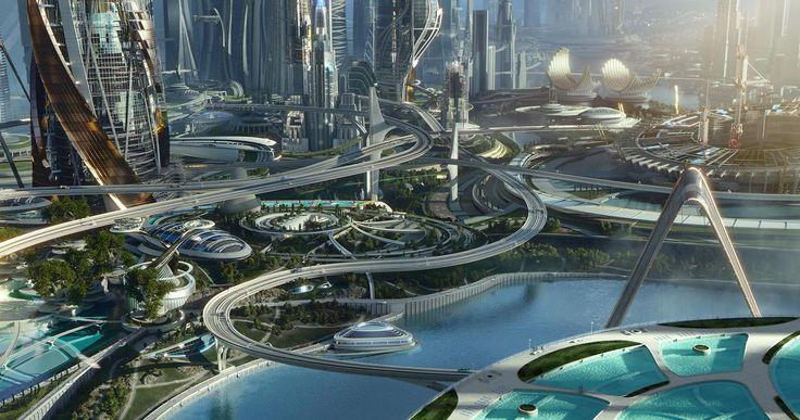 El 22 de mayo se estrena en EE.UU. la película 'Tomorrowland', una fantasía de ciencia-ficción inspirada en esa sección en Disneyland y en la visión del futuro que tenían científicos en los años 50.