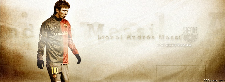 Lionel Andres Messi Facebook Covers