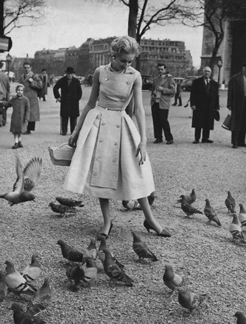 Photo by Jacques Rouchon, 1955