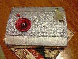 Adriana  Hobby: Cutia pentru bijuterii