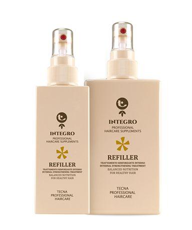 Integro Refiller - trattamento rinforzante interno per i capelli