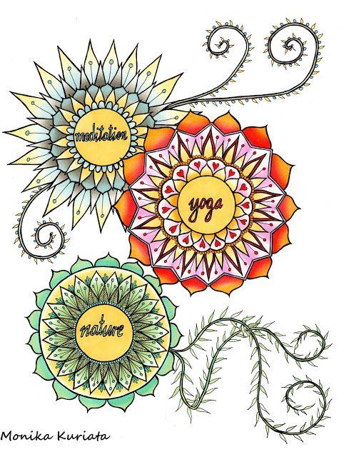 Chameleon- Art of My Soul: Meditatation, Yoga, Nature / Medytacja, Joga, Natu...