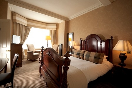 Luxury Double #bedroom. Book your next stay at www.channings.co.uk.