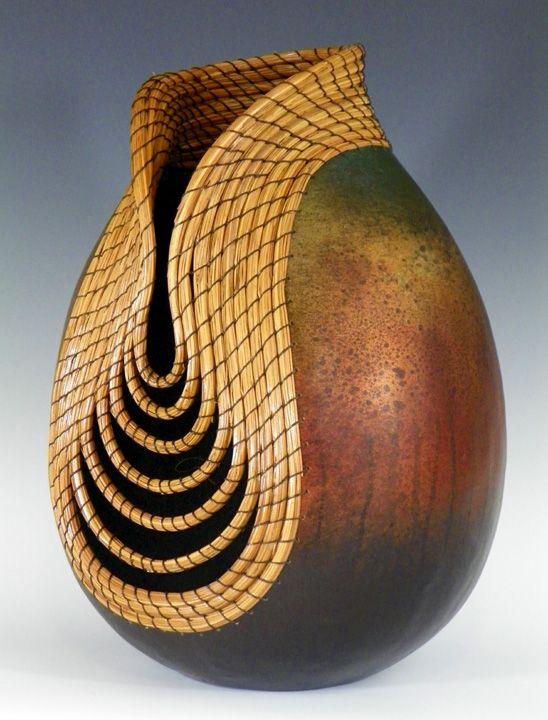 Fine Gourd Art by Judy Richie