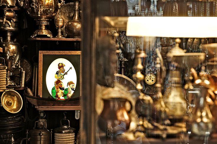Grand Bazaar Istanbul, Turkey 2012