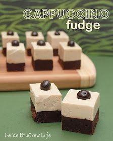 Cappuccino Fudge