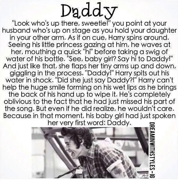 Harry Styles imagine. ❤️ Right in the feels! :')