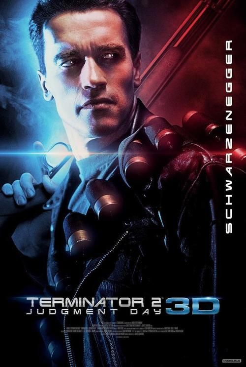 Terminator 2: Judgment Day 3D (2017) Full Movie Online