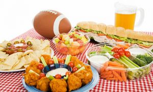 5 Superbowl Snacks