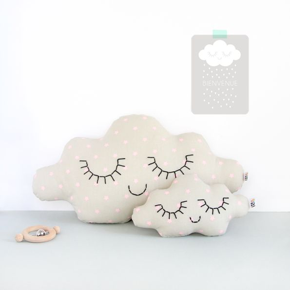 Sleeping Cloud Pillows