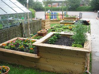 Gardening Ideas For Schools 25 best ideas about school gardens on pinterest plant crafts All The Children At Bourne Westfield Primary School Are Involved In Their School Garden The