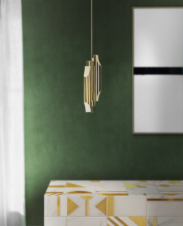 An expressive design inspired in jazz music, Galliano suspension fixture has a sculptural shape and it's versatile and yet contemporary. An extremely balanced design which gets even more beautiful when you see light being casted thought its pipes. Up to 5 tubes, it produces a unique and gorgeous lighting effect.