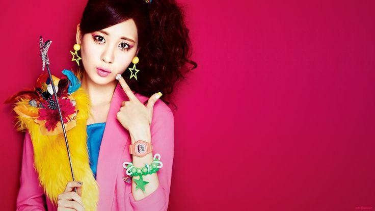 SNSD Seohyun 2013 Photoshoot