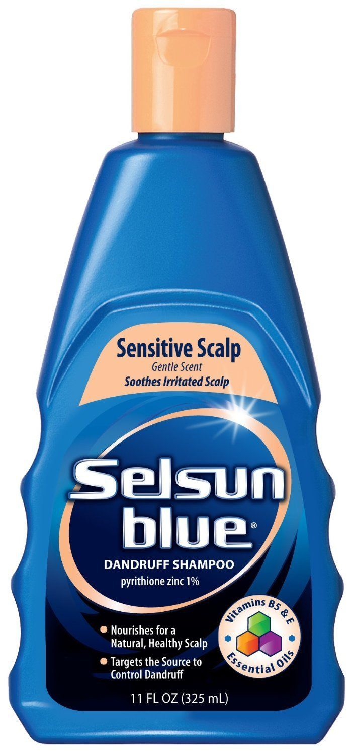 Selsun Blue Sensitive Scalp Shampoo, 11 OZ (PACK OF 3) ** To view further for this item, visit the image link.