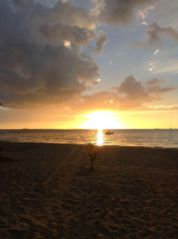 Sunset @ Travellers,Wailoaloa