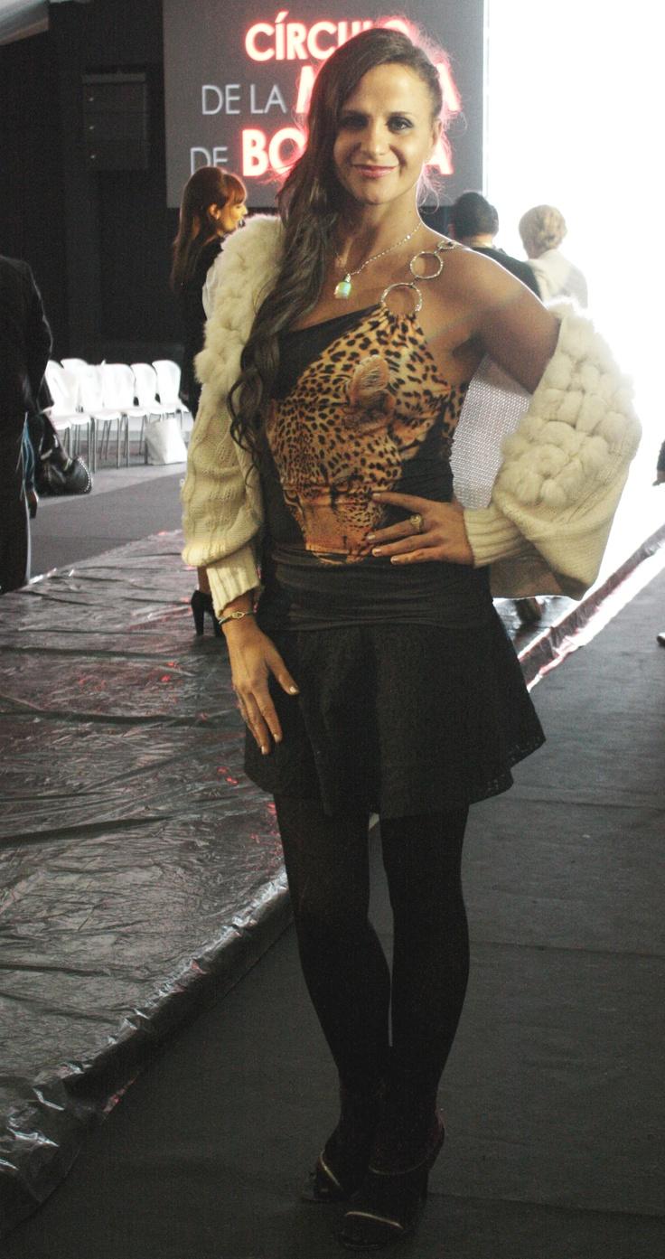 Antonia Canal, bailarina de danza árabe