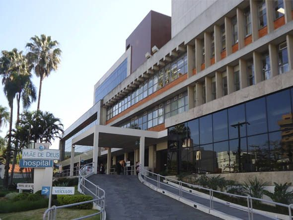 HOSPITAL MÃE DE DEUS LTDA in Porto Alegre / Brazil has received a positive rating on www.medihoo.com