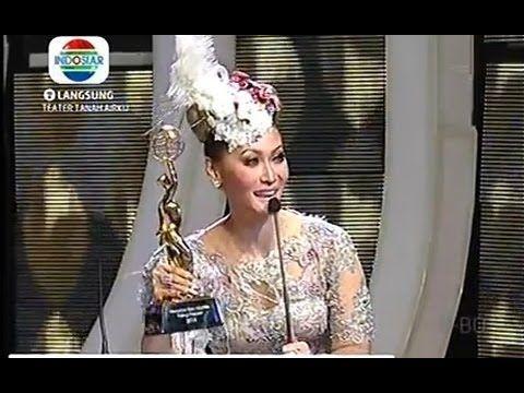 Inul Daratista Penyanyi Solo Wanita Paling Populer IDA 2014 by Hamdan AT...