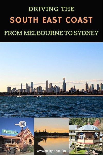 A road trip from Melbourne to Sydney along the South East Coast. A Guide with places to visit and things to do on the Melbourne to Sydney drive. Explore the East Coast Australia by car.
