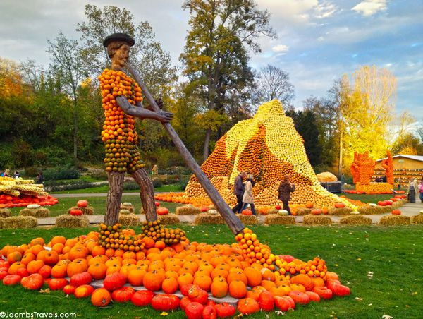 The World's Largest Pumpkin Festival - Germany