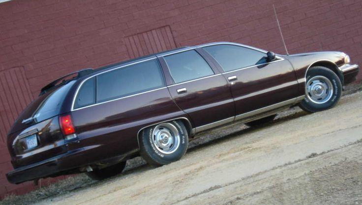 95 DCM Caprice Wagon http://mrimpalasautoparts.com