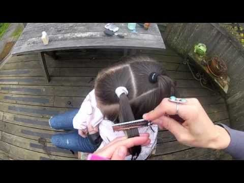 The perfect trick for a hipster chick that wants a pixie cut. For more inspired DIY hair tips and tricks, visit http://www.howtohairgirl.com/ Check out HTHG'...