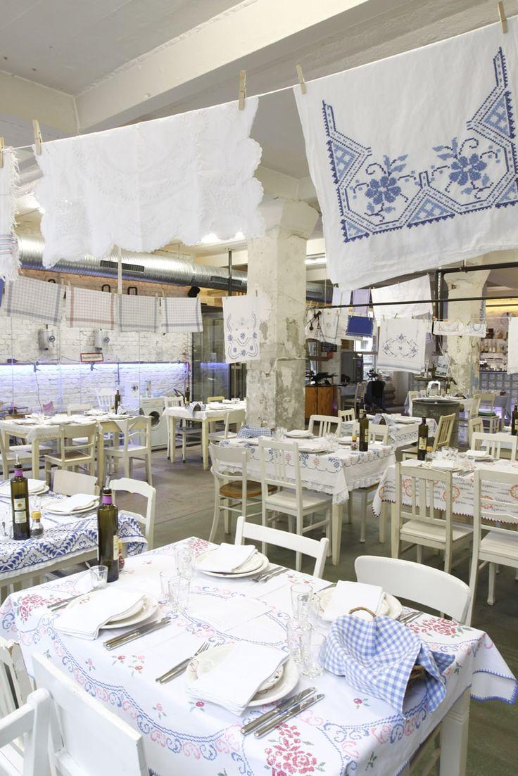 Lavanderia Vecchia, Berlin - wash before dinner / travel tips / berlin guide / restaurant / eat out