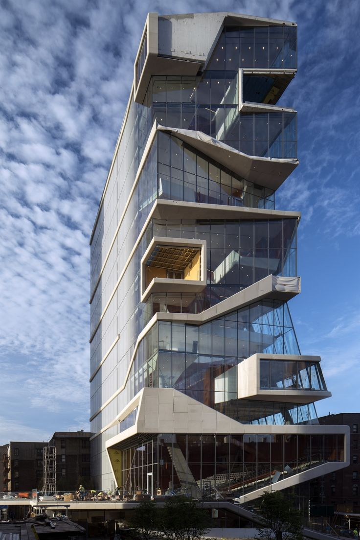 Las 25 mejores ideas sobre edificios modernos en for Estudios de arquitectura famosos