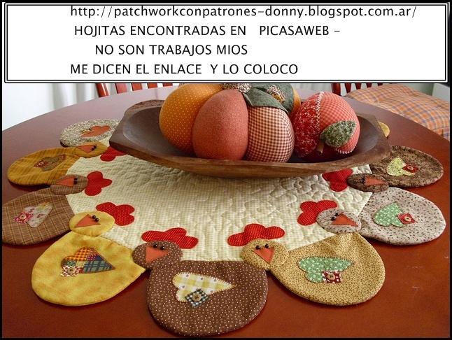 PATCHWORK= SOLO PATRONES = TODO GRATIS