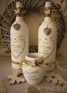 Enjoy Fall With Creative Simple Wine Bottle Crafts-homesthetics (15)