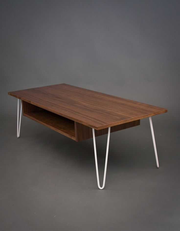 37 Best Images About Hairpin Legs On Pinterest Planters Mid Century Modern And Coffee Table