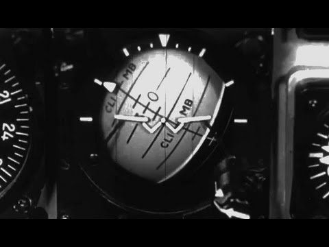 Instrument Flying Techniques 1961 US Air Force Pilot Training Film