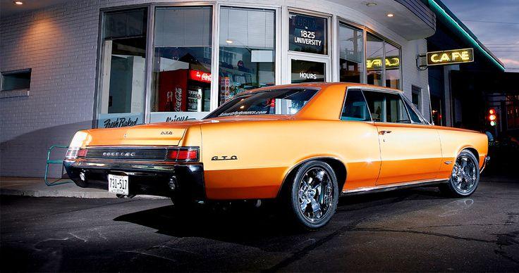 65 Pontiac GTO