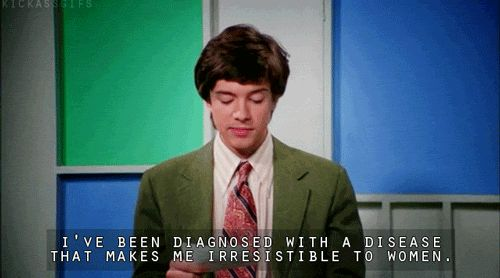 """And relationships aren't exactly your strong suit. 