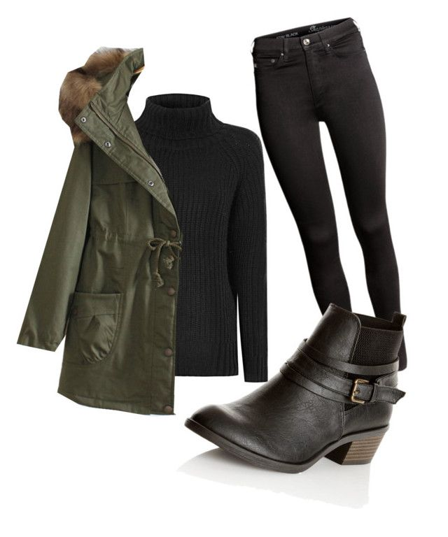 """""""Capsule Wardrobe Set 5"""" by miss-lish on Polyvore featuring Glamorous and H&M"""