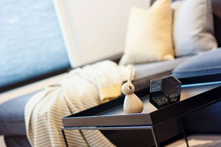 Livingroom.  Hay tray table, ArchitectMade bird, Tom Dixon.