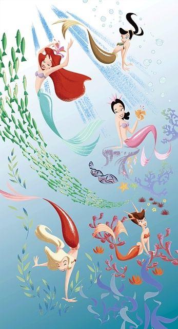 The Little Mermaid - I got Andrina