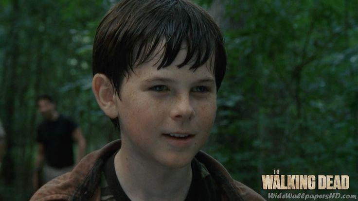 Walking Dead Carl Wallpaper The Walking Dead Carl