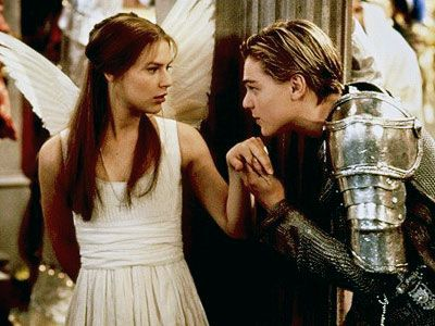 Baz Luhrmann's adaptation of Romeo + Juliet is gorgeous.