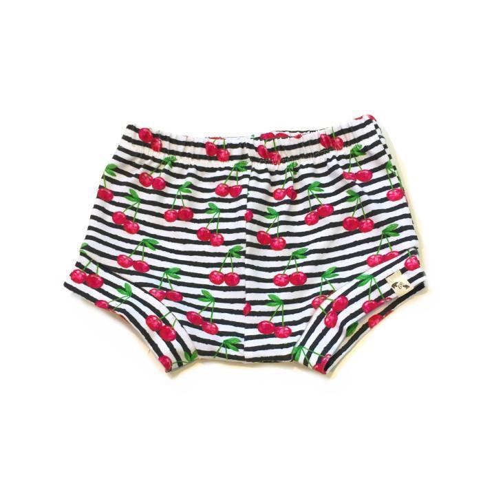Cherries shorties/beach shorts