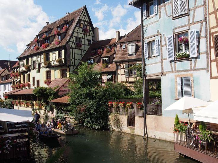 ジブリ「ハウルの動く城」ゆかりの美しい町!フランス・コルマール | フランス | Travel.jp[たびねす]