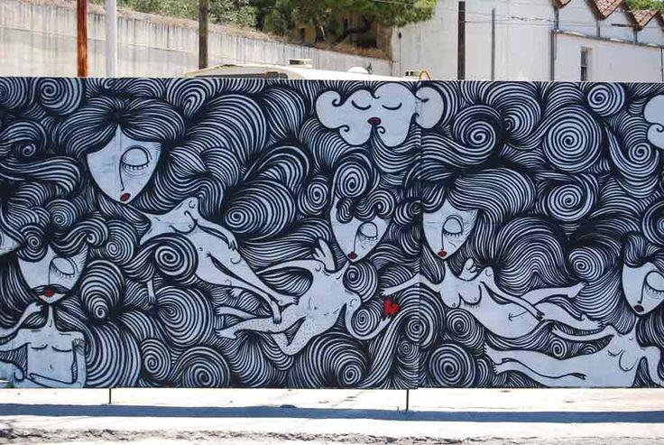 Alternative Tours of Athens - Street art