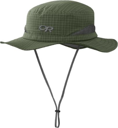 Let the Outdoor Research Sol Sun Hat protect you from the sun's rays during long days on the trail.