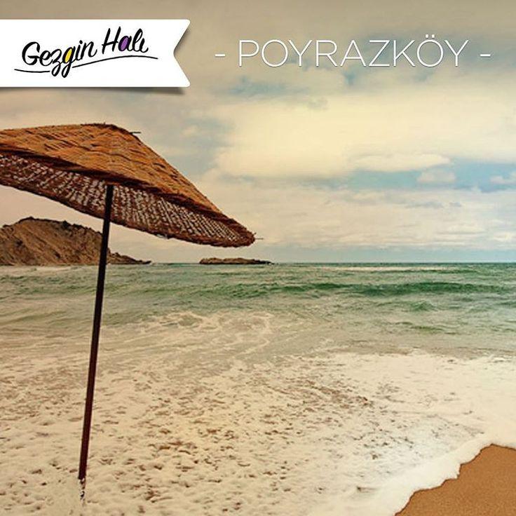 #GezginHalı'nın bugünkü durağı #Poyrazköy! #İstanbul boğazından Karadeniz'e açılır açılmaz sağ kıyıda şirin bir köy olan #Poyrazköy, tepelerin üstünden denize bakan güzel evleri, hem cami hem fener işlevi gören yapısıyla kendine has bir mekan. Kuruluş tarihi altı yüzyıl öncesine kadar giden Poyrazköy'e ilk yerleşenlerin #Cenevizlilerin olduğu tahmin edilmektedir. Köye daha sonra Bizanslılar gelip yerleşmiş ancak köyün #Osmanlı hâkimiyetine geçmesinin ardından çehresi değişmiştir. İstanbul'a…